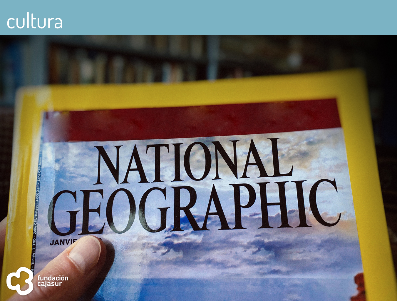 revista national geogrpahic